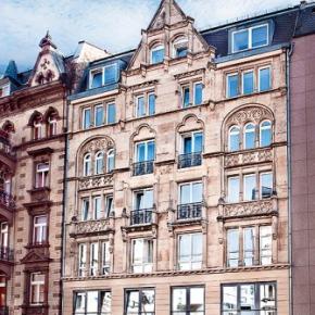 廉价旅馆 - Five elements hostel Frankfurt