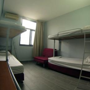 廉价旅馆 - Tiberias Hostel