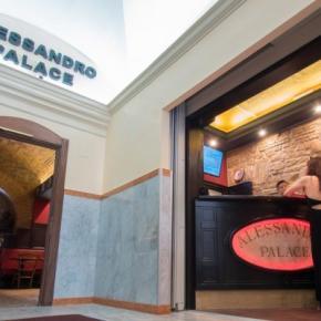 廉价旅馆 - Alessandro Palace