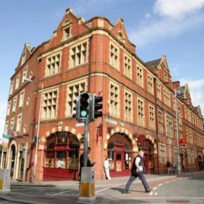 廉价旅馆 - Kinlay House Dublin