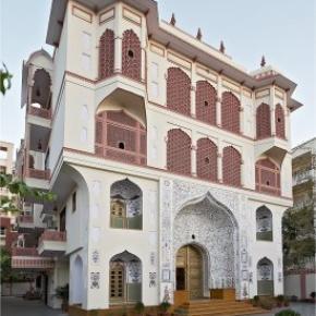 廉价旅馆 - Umaid Mahal