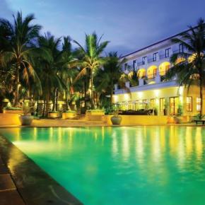 廉价旅馆 - Lotus Blanc Resort