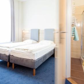 廉价旅馆 - JORDAN Guest Rooms
