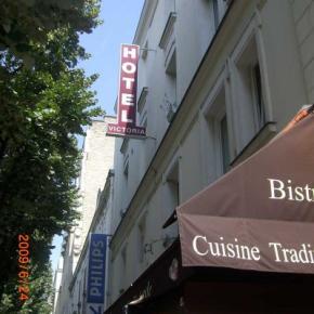 廉价旅馆 - Hotel Victoria - Paris