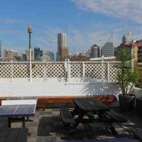 廉价旅馆 - Sydney Central Backpackers