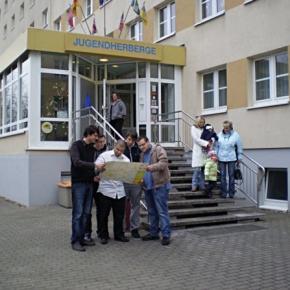 廉价旅馆 - Youth Hostel DRESDEN   'Jugendgästehaus'