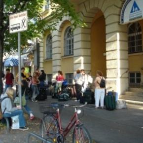 廉价旅馆 - HI Munich City