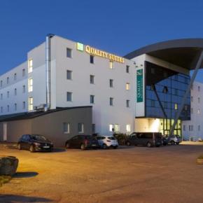 廉价旅馆 - Quality Hotel et Suites Nantes Atlantique