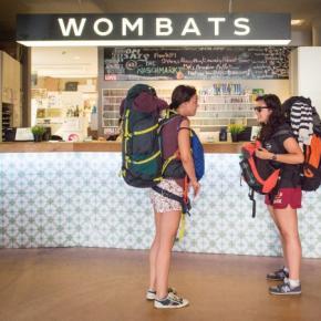 廉价旅馆 - Wombat's CITY Hostels Vienna – the NASCHMARKT