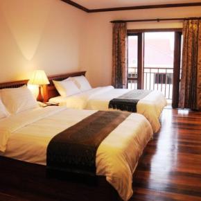 廉价旅馆 - Cheathata Angkor Hotel