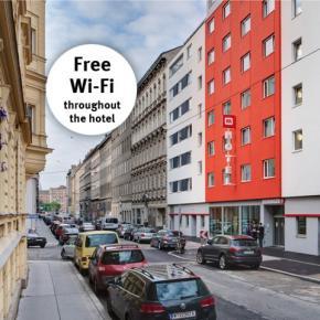 廉价旅馆 - MEININGER Wien Downtown Franz