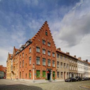 廉价旅馆 - Hotel Jacobs Brugge