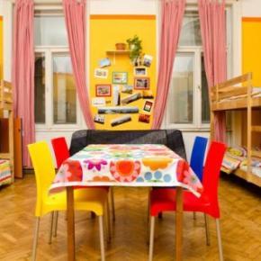 廉价旅馆 - Colors Budapest Hostel and Apartment