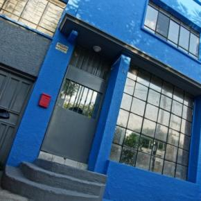 廉价旅馆 - Blue Pepper Hostel Chapultepec