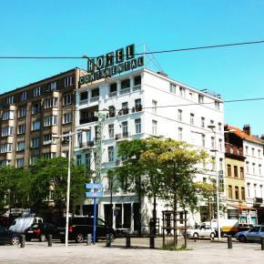 廉价旅馆 - Hotel Continental Brussels