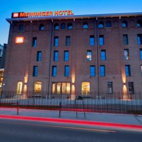 廉价旅馆 - MEININGER Hotel Brüssel City Center