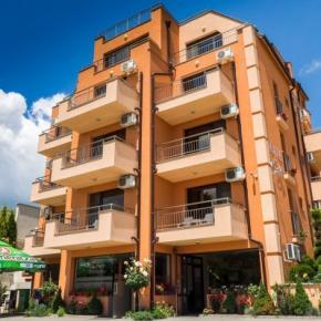 廉价旅馆 - City Hotel Blagoevgrad