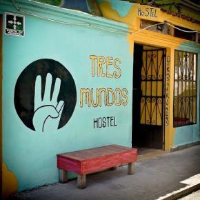 廉价旅馆 - Tres Mundos Hostel