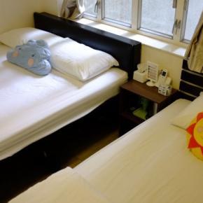廉价旅馆 - Alohas Hostel