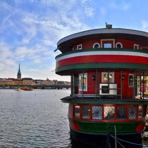 廉价旅馆 - The Red Boat
