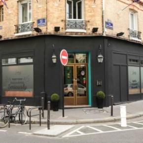 廉价旅馆 - Arty Paris