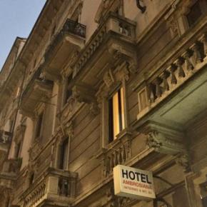 廉价旅馆 - Hotel Ambrosiana