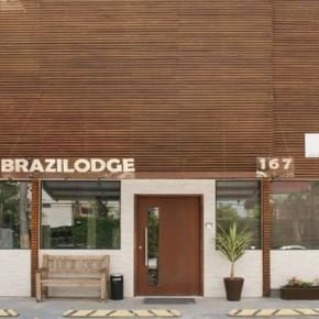 廉价旅馆 - Brazilodge All Suites Hostel