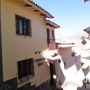 廉价旅馆 - Orquidea Real Hostal
