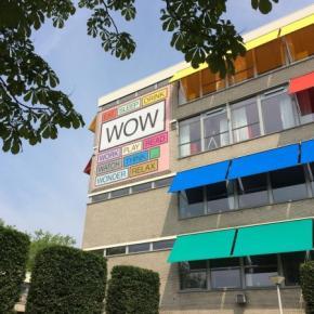 廉价旅馆 - WOW Amsterdam