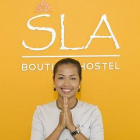 廉价旅馆 - Sla Boutique Hostel