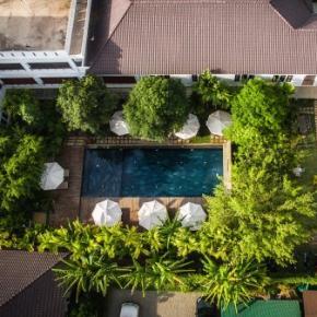 廉价旅馆 - La Residence Blanc Angkor