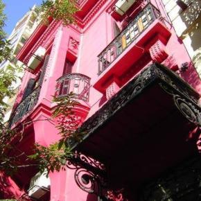 廉价旅馆 - The Pink House