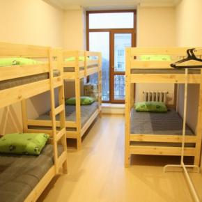 廉价旅馆 - Everest Hostel Vladimir