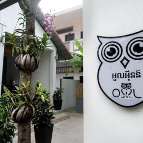 廉价旅馆 - Owl Inn