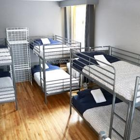 廉价旅馆 - Auberge reBOOT Hostel