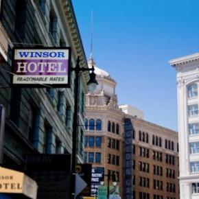 廉价旅馆 - Winsor Hotel