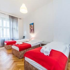 廉价旅馆 - Welcome Hostel and Apartments Prague