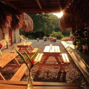 廉价旅馆 - Los Colores Ecoparque Colombia