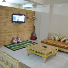 廉价旅馆 - Friends Hostel New Delhi