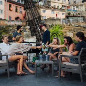 廉价旅馆 - La Joya Hostel
