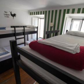 廉价旅馆 - Oasis Backpackers Hostel Lisbon
