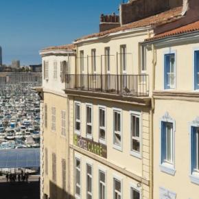 廉价旅馆 - Hôtel Carré Vieux Port Marseille