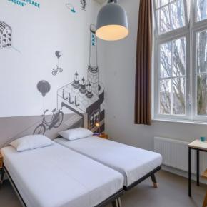 廉价旅馆 - Stayokay Amsterdam Zeeburg