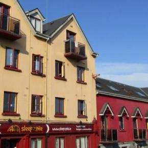 廉价旅馆 - Sleepzone Hostel Galway City
