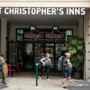 廉价旅馆 - St Christopher's Inn Gare du Nord