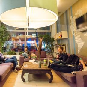 廉价旅馆 - wombat's CITY Hostels Vienna – the LOUNGE