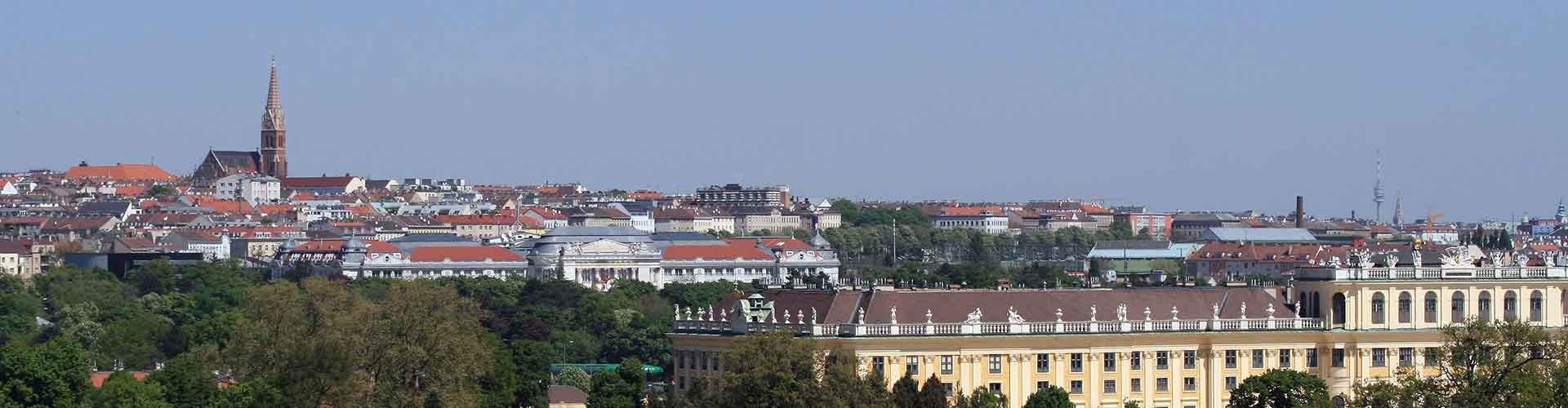 维也纳 – Rudolfsheim-Fuenfhaus区的宾馆。维也纳地图,维也纳每间宾馆的照片和评价。