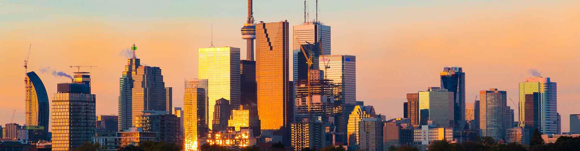多伦多 – Downtown Toronto区的青年旅舍。多伦多地图,多伦多每间青年旅舍的照片和评价。