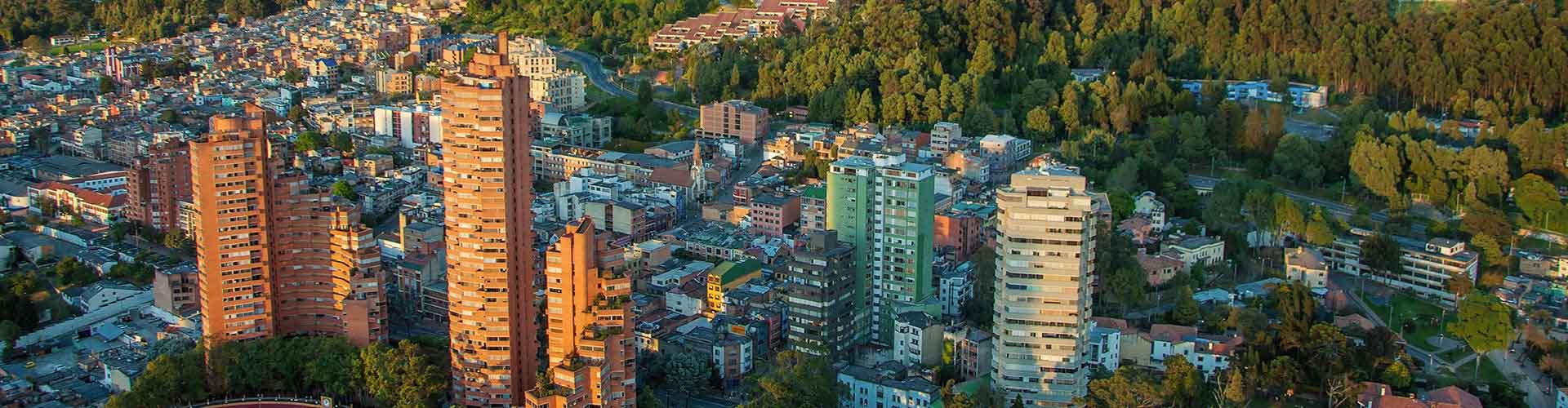 波哥大 – 波哥大 附近的青年旅舍。波哥大地图,波哥大 所有青年旅馆的照片和评分。