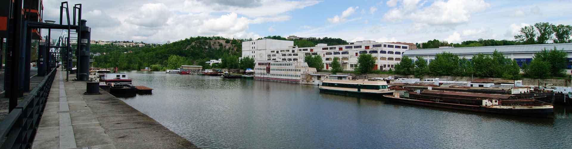 布拉格 – Holesovice区的青年旅舍。布拉格地图,布拉格每间青年旅舍的照片和评价。